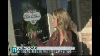 Donna Moss Of Donna Decorates Dallas, Thats Haute Featured On Television - January 2013
