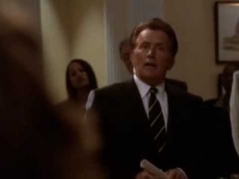 The West Wing- Bible Lesson