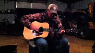 Chad Poynter sings Everything That Glitters Is Not Gold