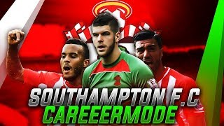FIFA 17 | SOUTHAMPTON F.C CAREER MODE | FIFA 18? | EP 1 | IM BACK?