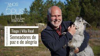Tiago y Teresa: Dios entre las cabras de Trás-os-Montes