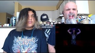 Anthrax - Among The Living (Live 1987) [Reaction/Review]