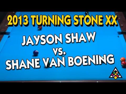 1/12/13 Turning Stone - Shaw vs. Van Boening