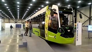 Выставка Smart transport 2017 Прямой эфир 20 окт. 2017 г. 15:32