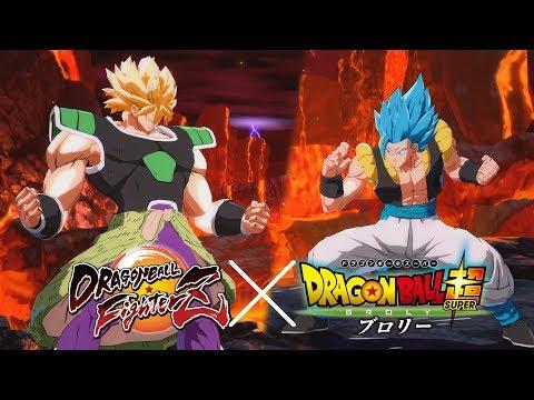 Dragon Ball FighterZ - DBS Broly Base / Full Power Broly Mod Gameplay! (Dragon Ball Super Broly) mp3 yukle - Mahni.Biz