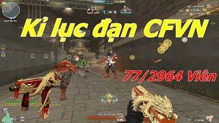 Kỷ Lục Đạn CFVN TMP Hơn 3000 Viên - Tiền Zombie v4
