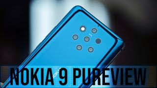 Nokia 9 PureView Review: More Cameras, More Problems