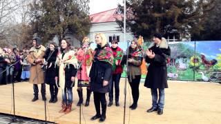 Масленица 2012 г . Орехов (Запорожская обл)
