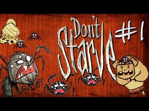 Don't Starve Together | Slovensky | Prežívame v prírode