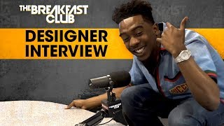 The Breakfast Club - Desiigner Breaks Down His Science Of Syllables And Vowels, Talks Kanye West + More