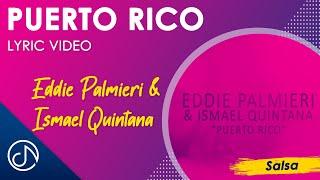 Video Puerto Rico (Letra) de Eddie Palmieri feat.