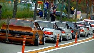 【デコトラ&軽トラ&旧車】2016はろーすぺしゃる 退場