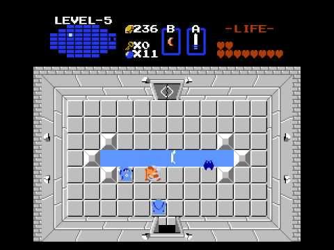 Zelda Level 5