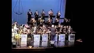 University of North Florida Jazz Ensemble 1 (UNF JE1) - Things To Come