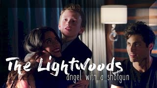 Shadowhunters (The Lightwoods)- Angel with a shotgun