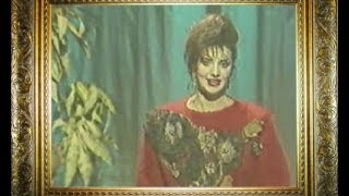 مذيعة من  تلفزيون العراق / 1995 هل عرفتموها / تجريبي