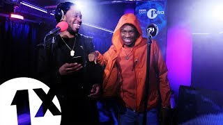 Avelino Feat. Not3s   Boasy In The BBC 1Xtra Live Lounge