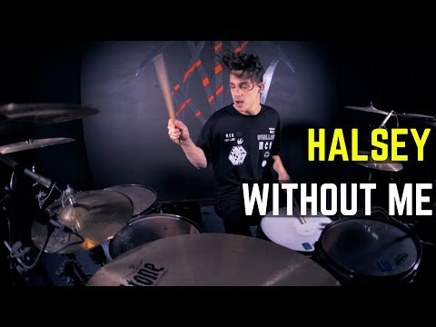 Halsey - Without Me (Illenium Remix) | Matt McGuire Drum Cover