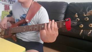 Lucky - 311 (bass cover)