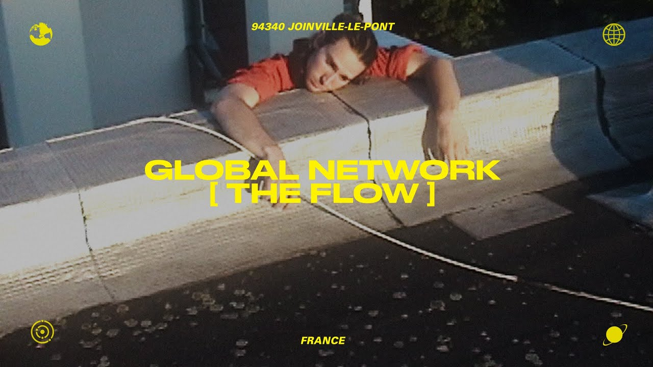 Global Network - the flow