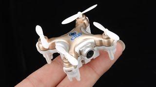 CX-10W World's Smallest Mini Drone WiFi FPV Quadcopter with HD Camera
