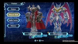 digimon world next order how to exe evolve