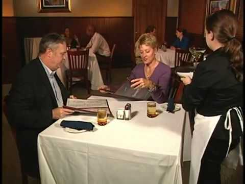 Restaurant Server Training - YouTube