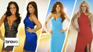 Every Real Housewives Of New Jersey Intro Ever   Bravo