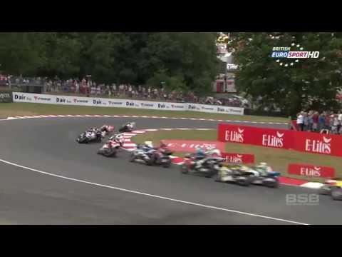 2015 MCE BSB Brands Hatch GP race one