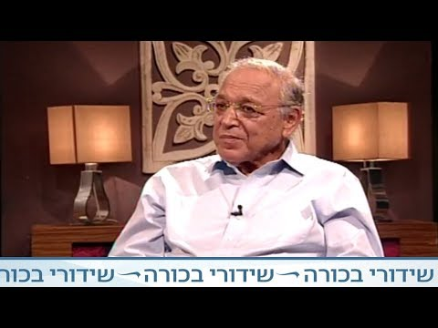 Prof. Reichman in an interview with Dan Margalit on the secrets of success of IDC Herzliya (Hebrew)