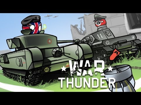 Boys Und Panzer - War Thunder Memes