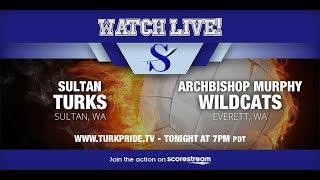 Volleyball - Sultan vs Archbishop Murphy