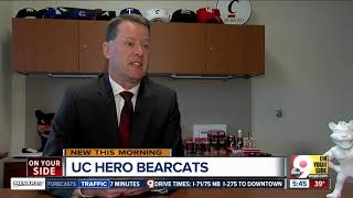 Hero Bearcat Art Installations Will Soon Grace Cincinnati Streets And Sidewalks