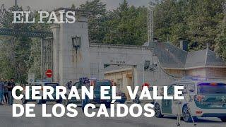 VALLE de los CAÍDOS: Estos han sido los ÚLTIMOS VISITANTES de la TUMBA DE FRANCO
