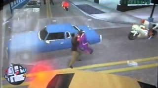 preview picture of video 'L'uomo che corre all'impazzata'