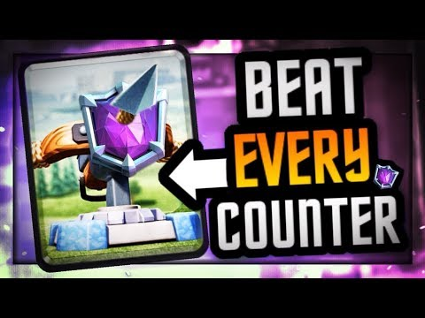 XBOW MASTERY | How to Win vs. All Hard Counters in Clash Royale