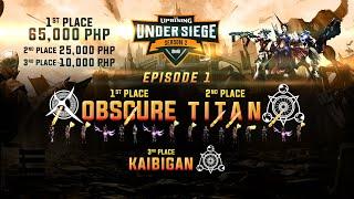Rising Force – Uprising | Under Siege Season 2 Epi 1 FINALS