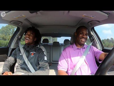 Riding with Recruits: Da'Qon Stewart
