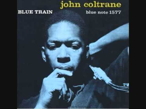 Blue Train online metal music video by JOHN COLTRANE