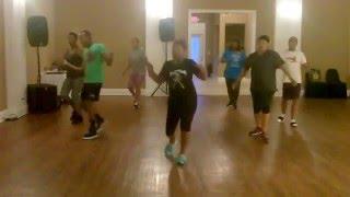 Unstoppable Love Line Dance - New Orleans, LA
