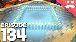 Hermitcraft 5: Episode 134 - The MINI BASE! - Video Youtube
