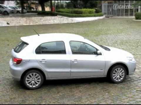VW Gol com câmbio automatizado
