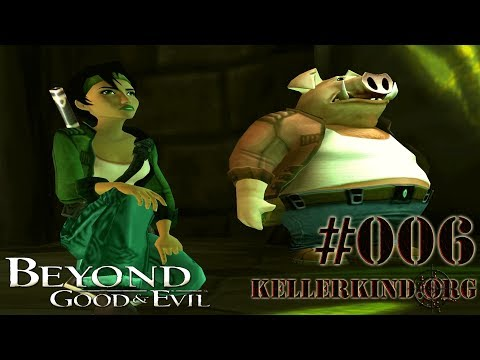 Double H in Nöten ★ #006 ★ We play Retro-Sonntag: Beyond Good and Evil [HD|60FPS]