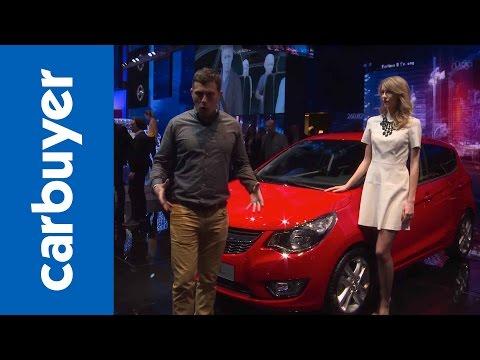 Vauxhall Viva / Opel Karl - Carbuyer at the Geneva Motor Show