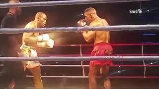 Golola Moses beats Umar Ssemata at Freedom City. Full Fight here!