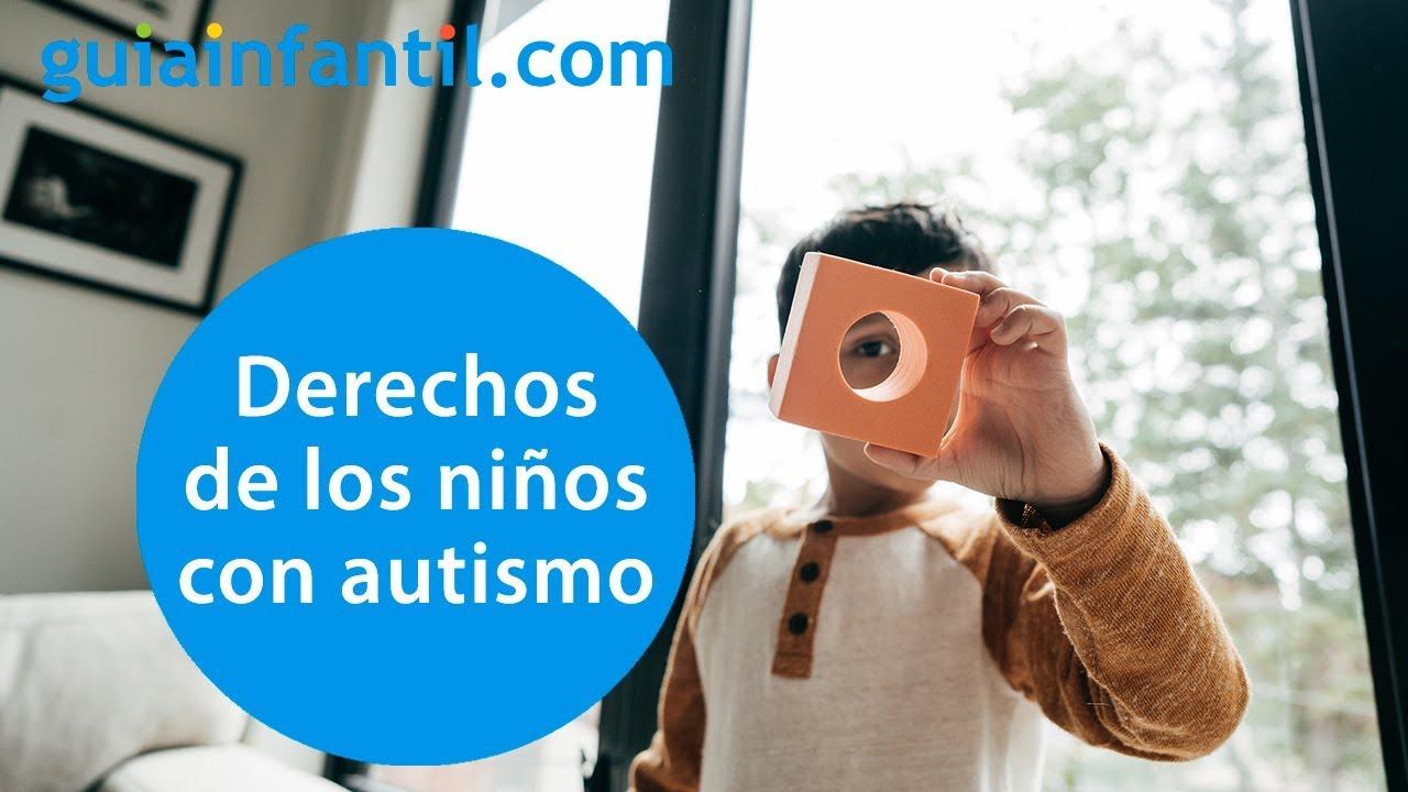 Los derechos de los niños con autismo