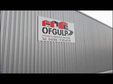 Lager und Garagenpark Offenbach Garagen und Lagerpaltz mieten