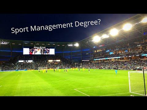 Should You Get a Sport Management Degree?