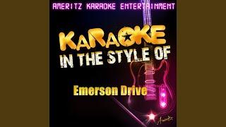 Last One Standing (Karaoke Version)