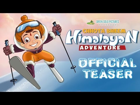 Chhota Bheem Movie Official Trailer